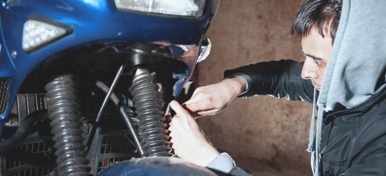 Aumento en el robo de vehículos de carga y motocicletas.