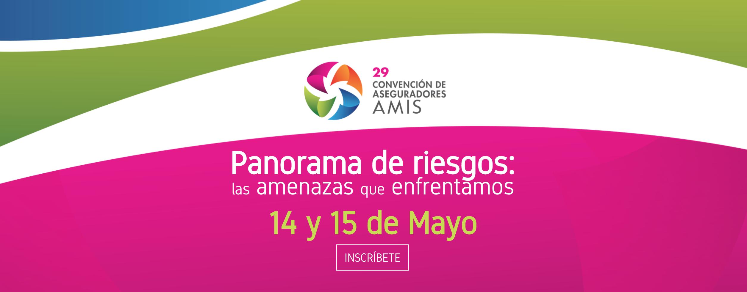 Preparan la 29 Convención de Aseguradores AMIS