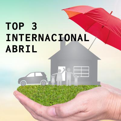 Top 3 Internacional – Abril