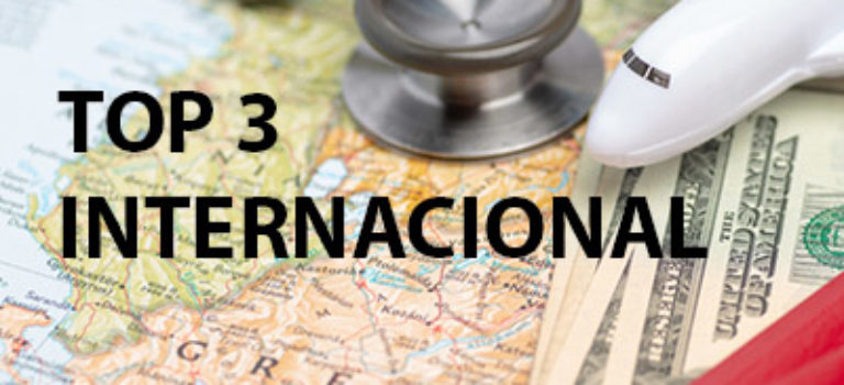 TOP 3 INTERNACIONAL – Junio