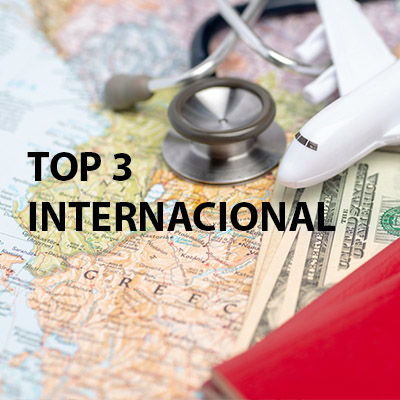 TOP 3 INTERNACIONAL – noviembre
