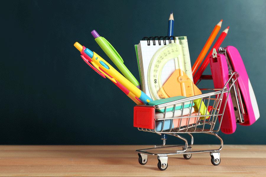 Sufren papelerías y manufactureras por regreso a clases a distancia