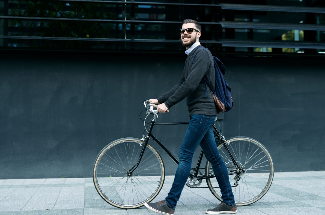 Rodar seguro: opciones de la industria aseguradora para los ciclistas