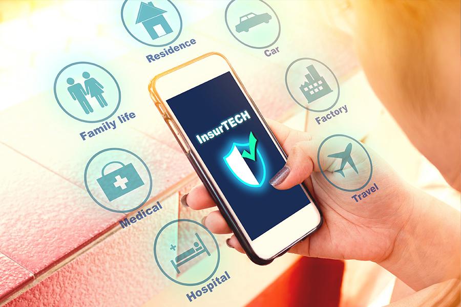 La innovación tecnológica en la industria aseguradora