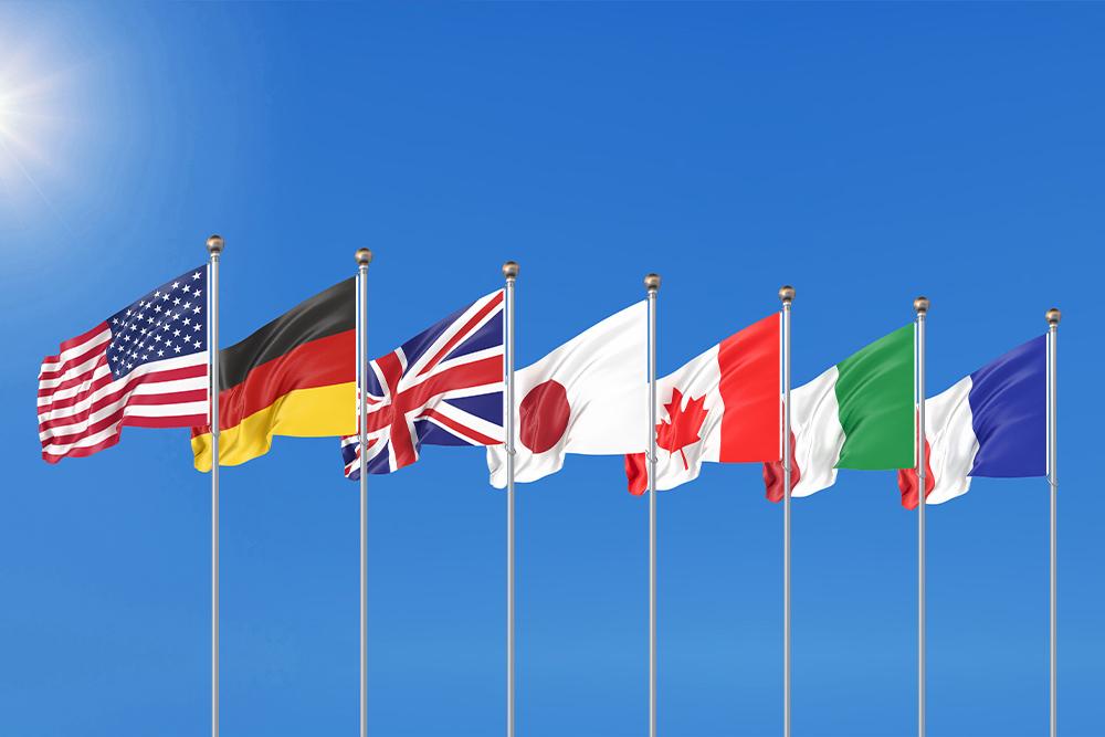 Los compromisos alcanzados durante la cumbre del G7