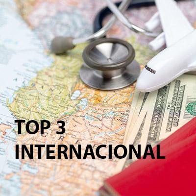 TOP 3 INTERNACIONAL – agosto