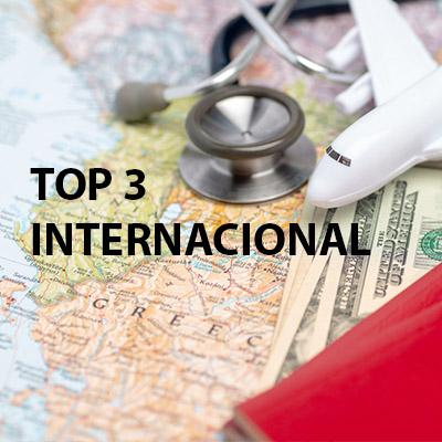 TOP 3 INTERNACIONAL – septiembre