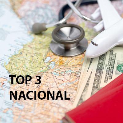TOP 3 INTERNACIONAL – octubre