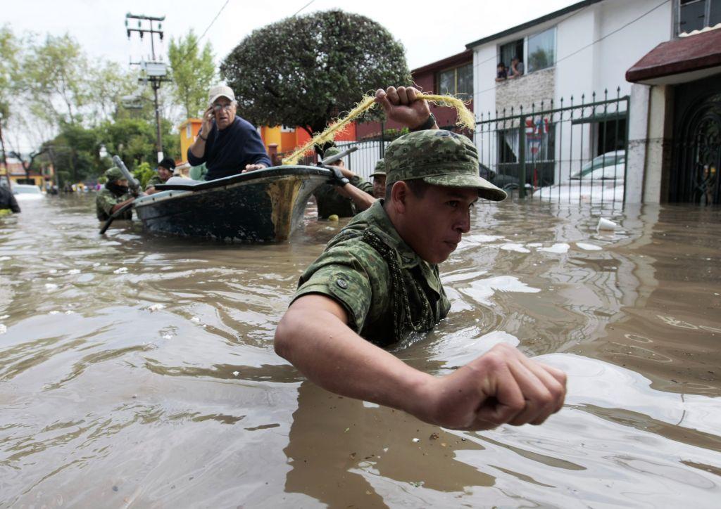 Seguros de vivienda para temporada de lluvias