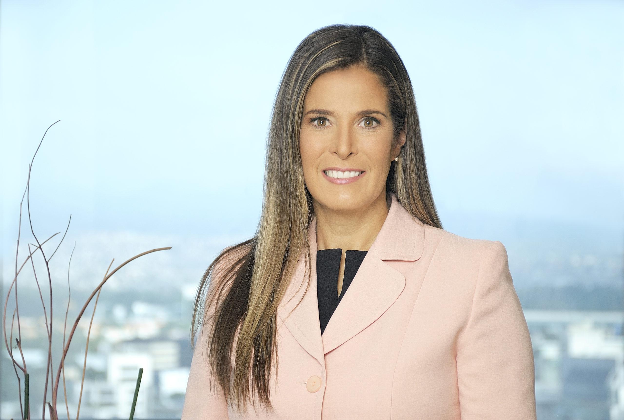 Sofía Belmar, el nuevo liderazgo al frente de la AMIS