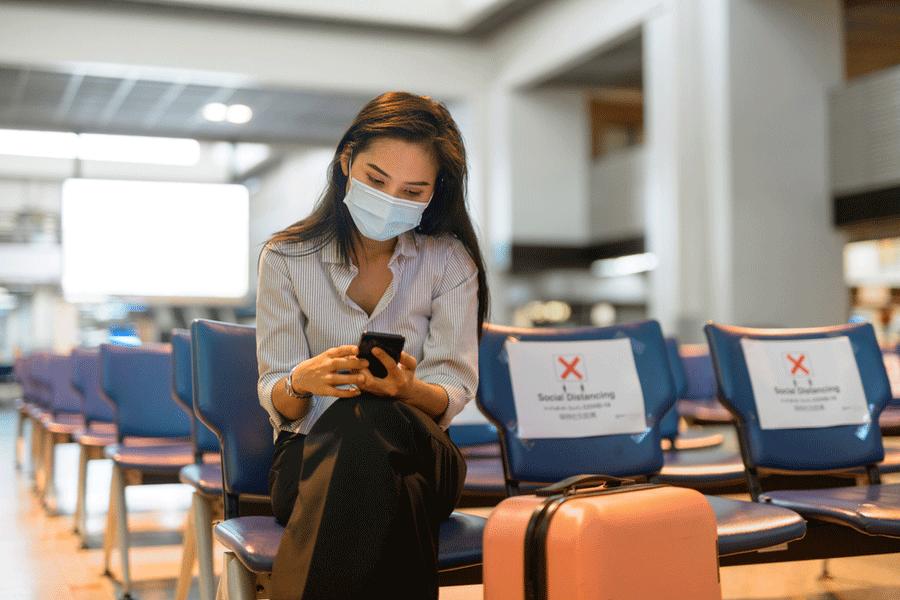 Crece demanda en seguros de viaje debido a la COVID-19