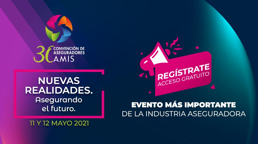 AMIS invita a la Convención de Aseguradores de México