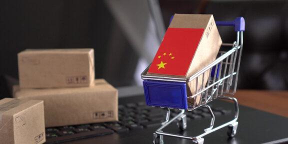 China lidera el Comercio Electrónico